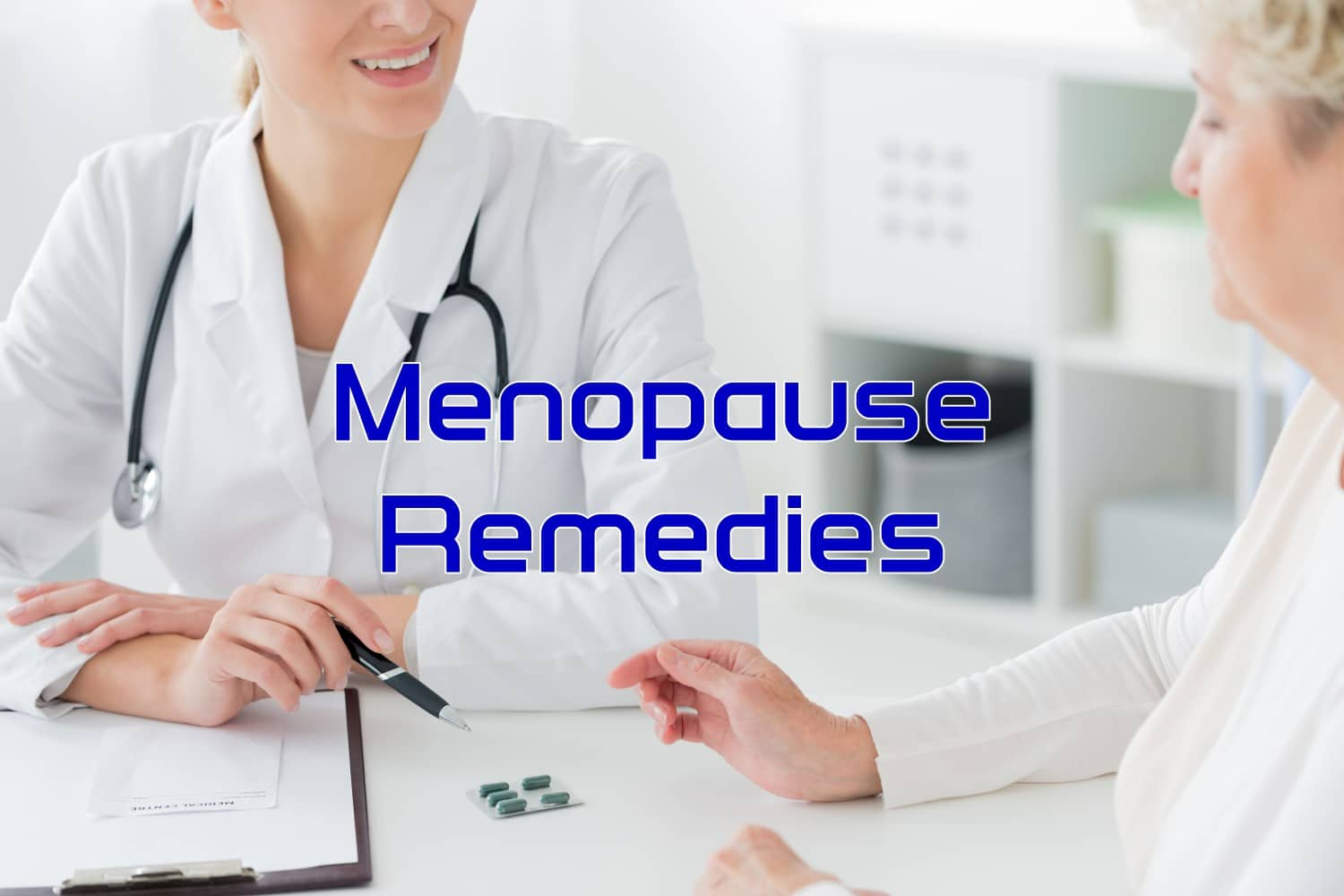 10 Home Remedies for Menopause