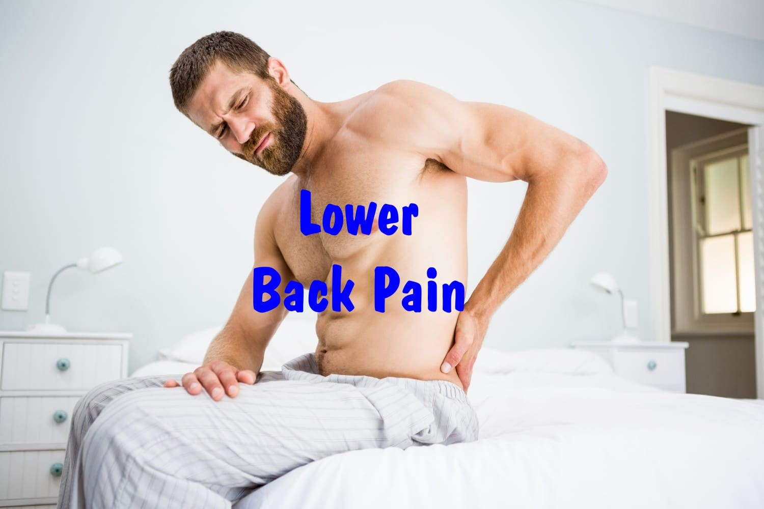 10 Home Remedies for Lower back Pain
